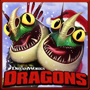 Dragons:Rise of Berk 1.25.13 – بازی پسر اژدها سوار اندروید