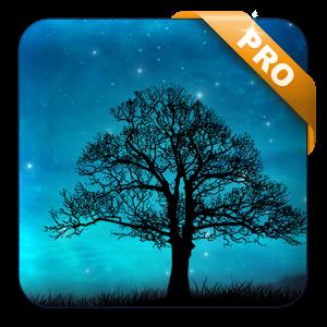 دانلود Dream Night Pro Live Wallpaper 1.6.6 – لایو والپیپر شب رویایی اندروید