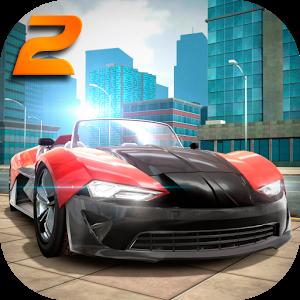 دانلود Extreme Car Driving Simulator 2 v1.3.1 – بازی ماشین سواری آفرود اندروید