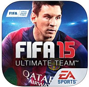 FIFA 15 Ultimate Team 1.7.0 – دانلود بازی فیفا ۱۵ اندروید + دیتا