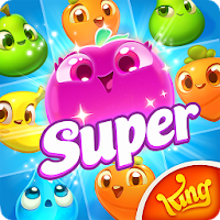 دانلود Farm Heroes Super Saga 1.5.19 – بازی پازلی میوه های مشابه برای اندروید