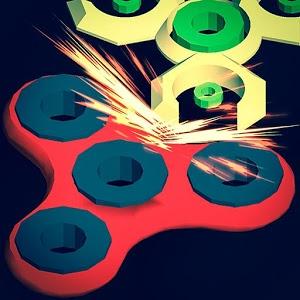 دانلود Fidget Spinner Battle 2.9.5 – بازی اسپینری آنلاین اندروید