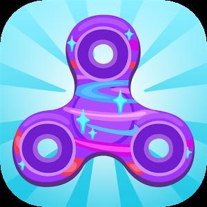 دانلود ۳.۲۰ Fidget Spinner Collector – بازی تقویت فکر اسپینری اندروید