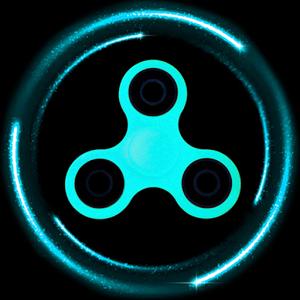 دانلود ۱.۴ Fidget spinner simulator – بازی سرگرم کننده و متفاوت اسپینر اندروید