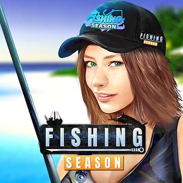 دانلود Fishing Season : River To Ocean 1.3.10 – بازی سرگرم کننده فصل ماهیگیری اندروید