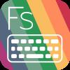دانلود Flat Style Colored Keyboard