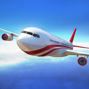 Flight Pilot Simulator 1.4.7 – شبیه سازی هواپیما اندروید
