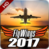 دانلود Flight Simulator FlyWings 2017