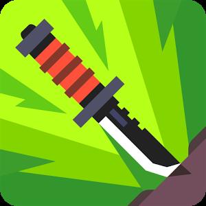 دانلود Flippy Knife 1.7 – بازی سرگرم کننده پرتاب چاقو اندروید