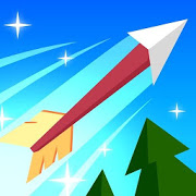 دانلود Flying Arrow 2.3.8 – بازی رقابتی فلش پرنده اندروید