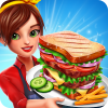 دانلود Food Truck - The kitchen Chef's Cooking Game