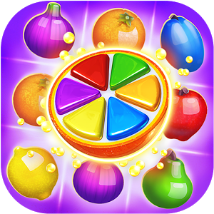 دانلود Fruit Land 1.226.0 – بازی پازلی سرزمین میوه اندروید