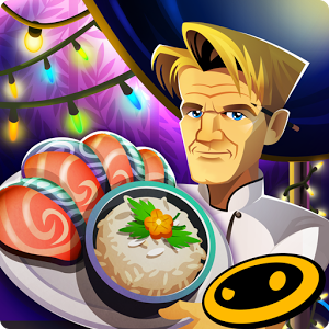 GORDON RAMSAY DASH 1.9.1 – بازی آنلاین آشپزی اندروید + مود