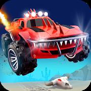 دانلود GX Monsters 1.0.31 – بازی مسابقه ای هیولای جاده برای اندروید