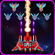 دانلود Galaxy Attack: Alien Shooter 7.16 – بازی آرکید نبرد کهکشان اندروید