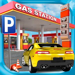 دانلود Gas Station Car Parking Game 1.3.1 – بازی پارکینگ پمپ بنزین اندروید
