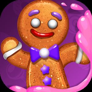 دانلود Gingerbread Story Deluxe 1.0.4 – بازی پازلی مرد زنجبیلی اندروید