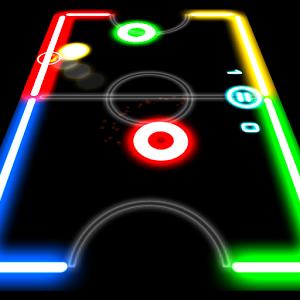 ۱.۲.۱۹ Glow Hockey – بازی جذاب هاکی برای اندروید