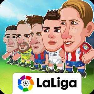 Head Soccer La Liga 2017 3.0.3 – بازی فوتبالی برای اندروید