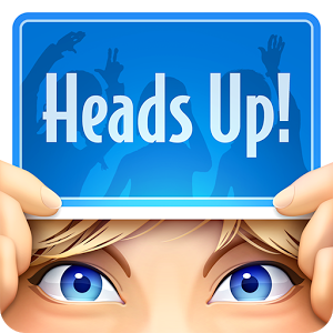 Heads Up! 3.09 – بازی خنده دار پانتومیم اندروید
