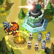 دانلود Hero Defense King 1.0.20 – بازی استراتژیک پادشاه قهرمان برای اندروید