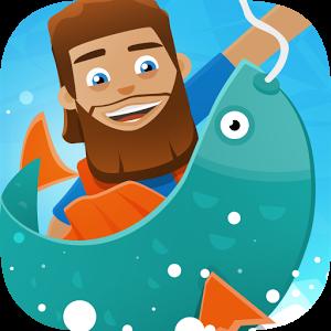 دانلود Hooked Inc: Fisher Tycoon 1.9.3 – بازی جالب ماهیگیر پولدار اندروید