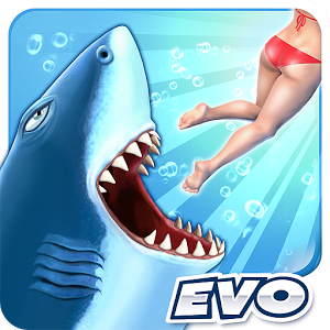 Hungry Shark Evolution 4.6.4 – کوسه گرسنه اندروید