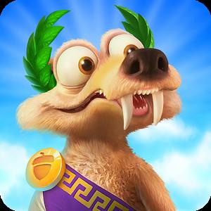 Ice Age Adventures 2.0.4a – بازی عصر یخبندان اندروید + مود|دیتا