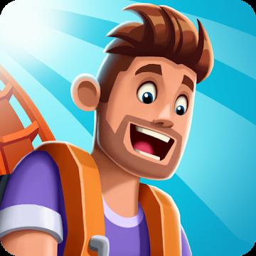 دانلود Idle Theme Park Tycoon – Recreation Game 1.22 – بازی جالب مدیریت شهر بازی اندروید