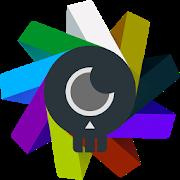 دانلود Iride UI is Dark – Icon Pack 7Patched – دانلود پک آیکون برای اندروید