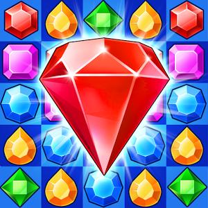 دانلود Jewels Legend – Match 3 Puzzle 2.12.1 – بازی پازلی افسانه جواهرات اندروید