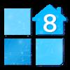 دانلود LAUNCHER 8 PRO 2.6.8 – لانچر زیبای ویندوز فون 8 اندروید