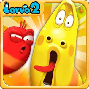 Larva Heroes : Episode 2 v1.7.0 – سری جدید بازی جذاب لاورا اندروید