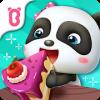 دانلود ۸.۳۴.۰۰.۰۰ Little Panda's Bake Shop : Bakery Story – بازی کودکانه جدید برای اندروید