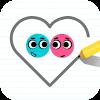 دانلود ۱.۱.۴ Love Balls – بازی پازلی توپ های دوست داشتنی اندروید