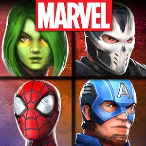 دانلود MARVEL Strike Force 2.4.0 – بازی قهرمانان مارول برای اندروید