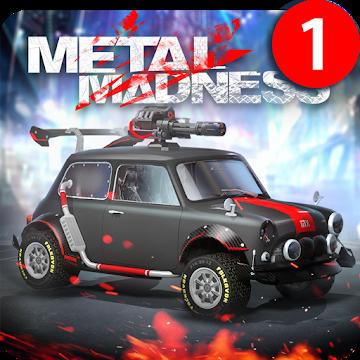 دانلود Metal Madness: PvP Shooter 0.32.1 – بازی آنلاین ماشین جنگی اندروید