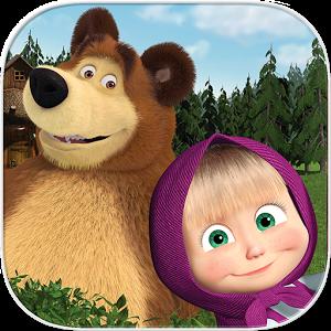 دانلود Masha and the Bear 1.8 – بازی ماشا و میشا برای اندروید