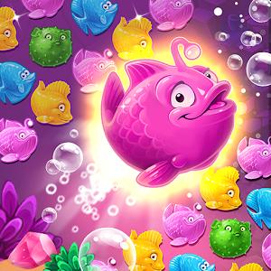 دانلود Mermaid puzzle 2.14.0 – بازی پازلی پری دریایی اندروید