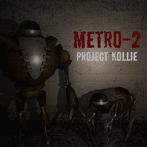 دانلود Metro-2: Project Kollie 1.0093 – بازی واقعیت مجازی VR اندروید