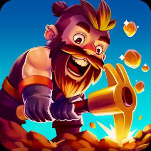 دانلود Mine Quest 2 v2.1.7 – بازی در جستجوی معدن ۲ اندروید