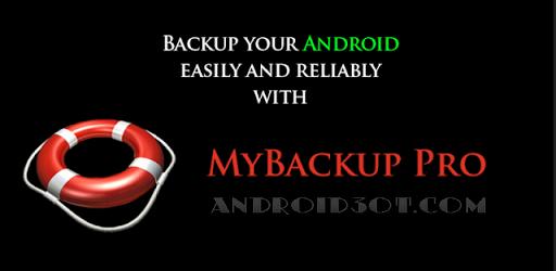 دانلود My Backup Pro 4.4.9   برنامه بکاپ گیری قدرتمند اندروید