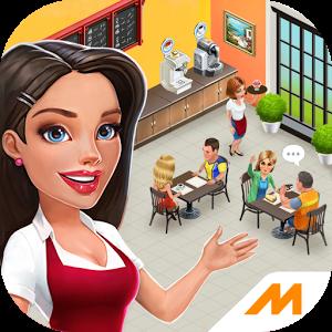 دانلود My Cafe: Recipes & Stories 2017.10.1 – بازی دخترانه مدیریت کافی شاپ اندروید