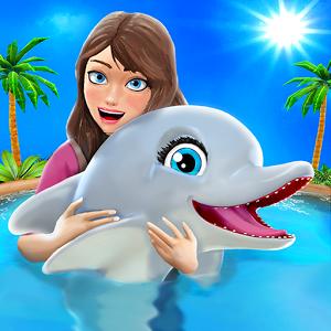 دانلود My Dolphin Show 3.20.1 – بازی نمایش دلفین من اندروید
