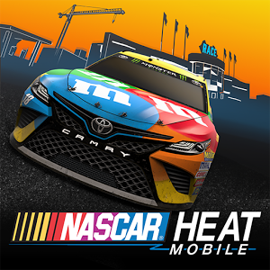 دانلود NASCAR Heat Mobile 1.3.1 – بازی مسابقات ماشین سواری اندروید