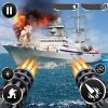 دانلود Navy Gunner Shoot War 3D 1.1.1 – بازی جنگ دریایی برای اندروید