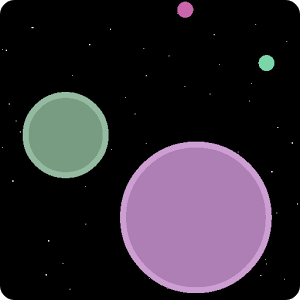 دانلود Nebulous 2.1.5 – بازی اکشن و اعتیاد آور سیاره دایره ها اندروید