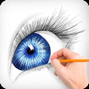 دانلود PaperDraw:Paint Draw Sketchbook 2.3.3 – برنامه یادگیری نقاشی از روی تصویر اندروید