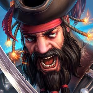 دانلود Pirate Tales 1.55 – بازی دزدان دریایی برای اندروید