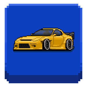 دانلود Pixel Car Racer 1.1.41 – بازی جذاب ماشین سواری پیکسلی اندروید